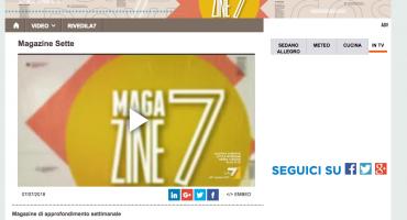MAGAZINE7 - LA7